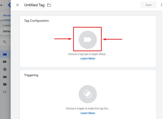 GTM - Google Tag Manager - Tutorijal - Tags - Choose Tags