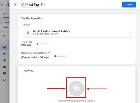 GTM - Google Tag Manager - Tutorijal - Tags - Triggering