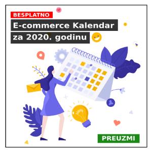 eCommerce Kalendar za 2020. godinu
