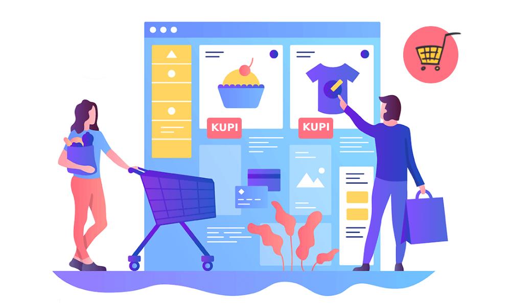 platforma internet prodavnice
